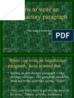 C Introductory Paragraphs Slide (1)