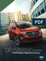 2014 Ford Annual Report Sm