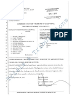 Kelly Soo Park Fraud Case People's Opposition to Bail BA425397