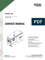 SVM182 - Vantage 400 - Service Manual