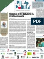 Máquinas e Inteligencia Para La Educación