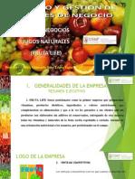 Presentacion Plan de Negocios de Jugueria- Final