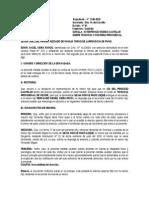 Modelo de Tenencia Provisional