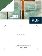A cidade na fronteiras do legal e do ilegal.pdf