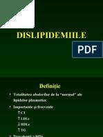 Dislipidemii-hiperuricemii