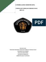 Teknologi Formulasi Sediaan Solid GASAL 2015-2016