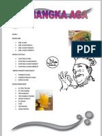 Mie Bangka AGA Fixed Print