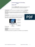 Folleto ImprimirExplorando Windows XP