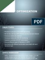 3G RF Optimization