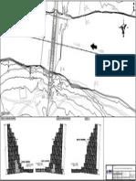 DISEÑO de GAVION-Planta y Secciones