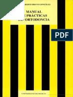 Manual de Prácticas de ortodoncia