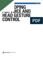 Hc1 Headset Computer Tech Paper