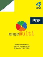 Manual_Polycom VSX 7000