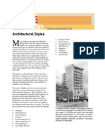 Architectural Style Guide