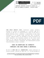 Acao de Repeticao de Indebito - Jean Carlos Barcelos - Comarca de Aracruz - Honda NXR - Versao 003