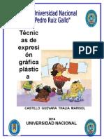 Monografia de Tecnicas de Expresion Plastica