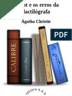 Poirot E Os Erros Da Dactilografa - Agatha Christie