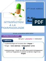 Pharmaco3an Introduction