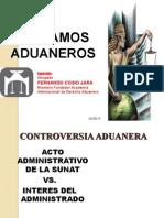 PPT/.RECLAMOS ADUANEROS (ABOGADO TITULADO)
