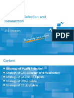 ZTE UMTS Cell Selection and Reselection-54