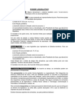 Módulo 8 - Poder Legislativo PDF
