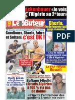 LE BUTEUR PDF du 13/03/2010