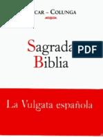 Nacar-Colunga. Sagrada Biblia