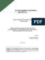 Caracteristicas Del Sector Avicola