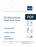 Military Aerospace EMC