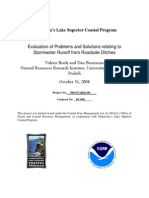 Evaluation of Problems and Solutions relating to Stormwater Runoff from Roadside Ditches (306-star02-08)