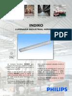 Luminaria Phillips INDIKO 2x36W