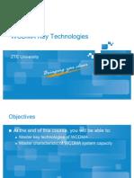 WCDMA Key Technology