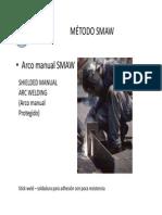 Proceso de Soldadura SMAW
