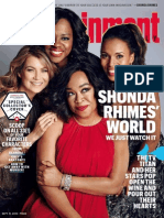 Entertainment Weekly - September 11, 2015