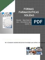 Farmaceuticas Solidas
