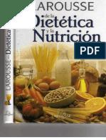 Dietetica y Nutricion