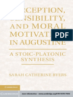 [Sarah_Catherine_Byers]_Perception, Sensibility and Moral Motivation in Augustine