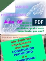 ( Espiritismo) - C B - Aula 05 - Quais Os Setores Em Que A Doutrina Se Divide # 03.pptx