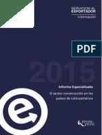Informe Construcción Latinoamérica 2015