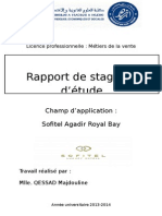 Rapport RBR