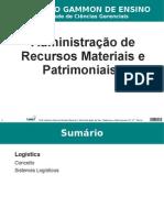 Administracao_MateriaisI_logística2009.ppt