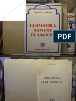 Saras Marcel Gramatica Practica a Limbii Franceze