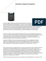 Móviles Libres Económicos Chinos En España