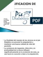 Clasificacion de Pie Diabetico... Podo