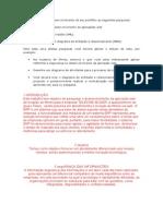 Portifolio Individual 4° semestre
