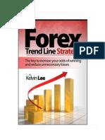 Forex Estratégia Linhas de Tendencia