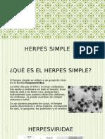Herpes - Simple