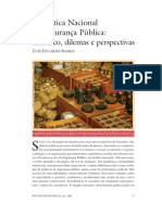 Segurança Publica No Brasil Até 2007