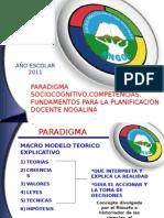 Actualizacion 2011 Paradigma Sociocognitivo 2