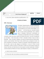 Ativ Ava de Lc3adngua Portuguesa 4c2baano Texto o Telefone